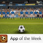 Flick Kick Football App