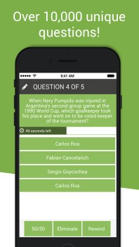 What Makes a Good Football Quiz App?