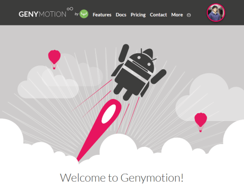 GenyMotion - Account Activated - Running Android Apps On PC