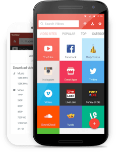 SnapTube MP3 Music Downloader Android