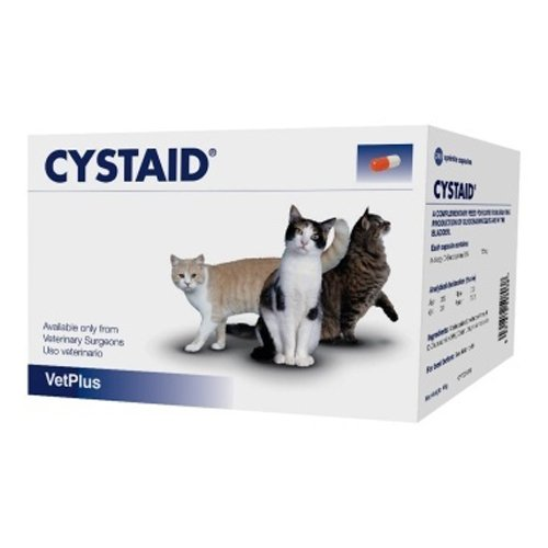 Cystic Plus For Cats 30 Capsules
