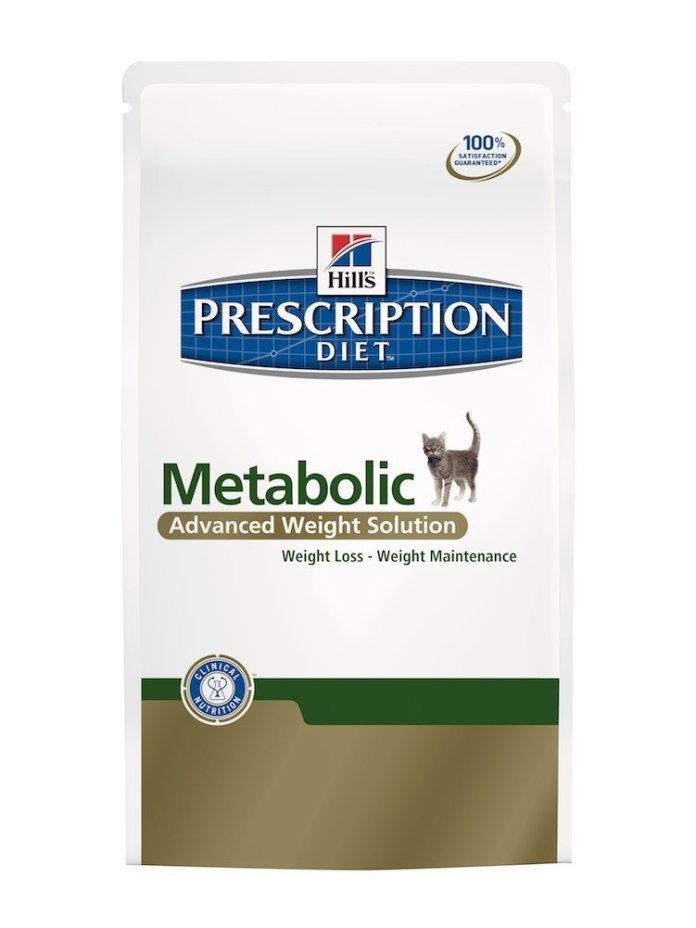 Hills Feline Metabolic Advanced Weight Solution