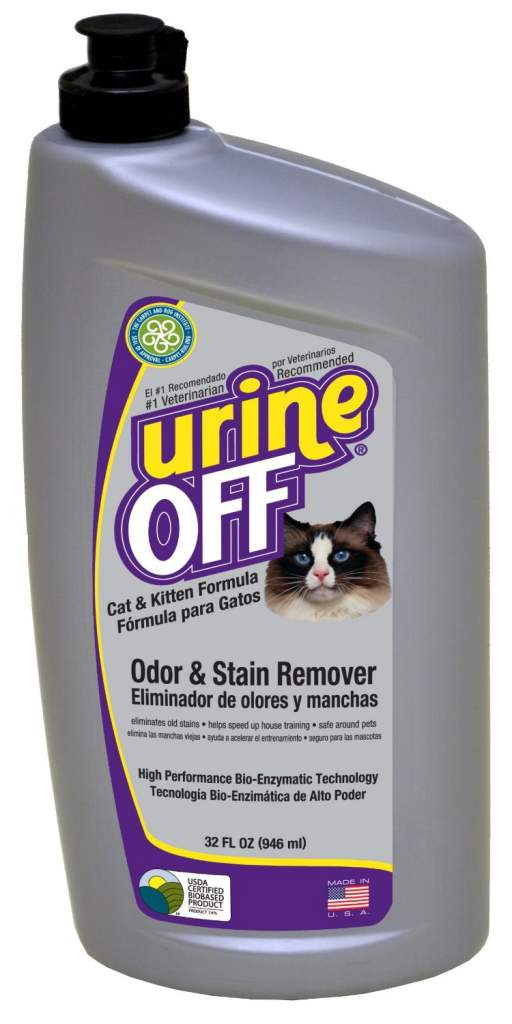 Urine Off Cat Reviews