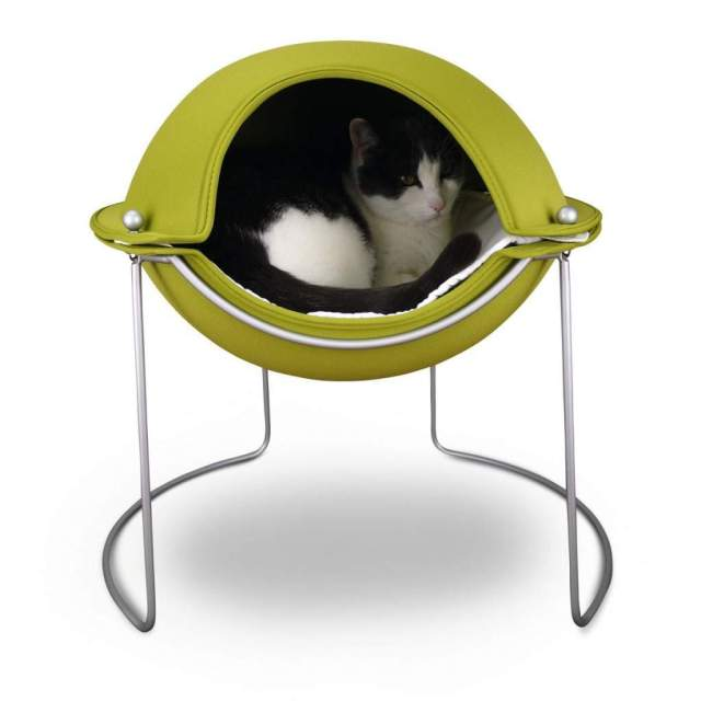 The Hepper Pod Cat Bed