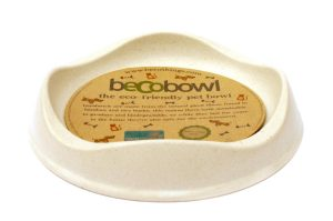 The Beco Pets range — The Beco Pets Becobowl Eco-Friendly Pet Bowl for Cats in white