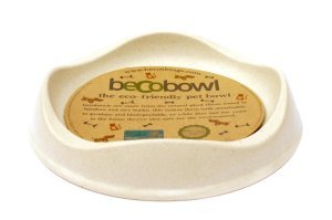 The Beco Pets range —The Beco Pets Becobowl Eco-Friendly Pet Bowl for Cats in white