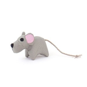 The Beco Pets range —The Beco Pets Beco Things Millie the Mouse Plush Catnip Toy for Cats