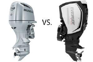 2 stroke vs 4 stroke outboard