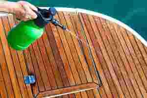 My Tips for Teak Maintenance on Boat Decks
