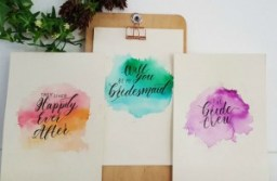 Best Paper for Calligraphy Reviews