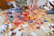 Painting with Oil paints - 5 Tips from Practice