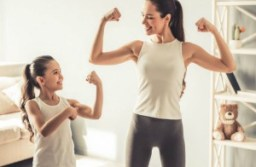 Here's How to Stay Fit and Healthy with Your Kids