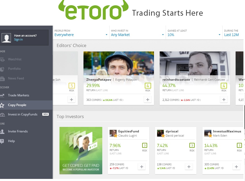 Forex demo account review