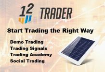 12trader demo account review