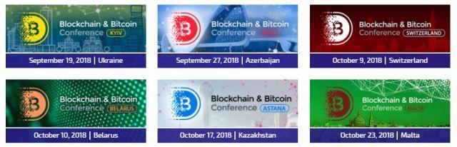 Veranstaltungen rund um den Globus