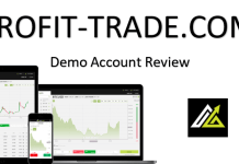 profit trade demo trading account