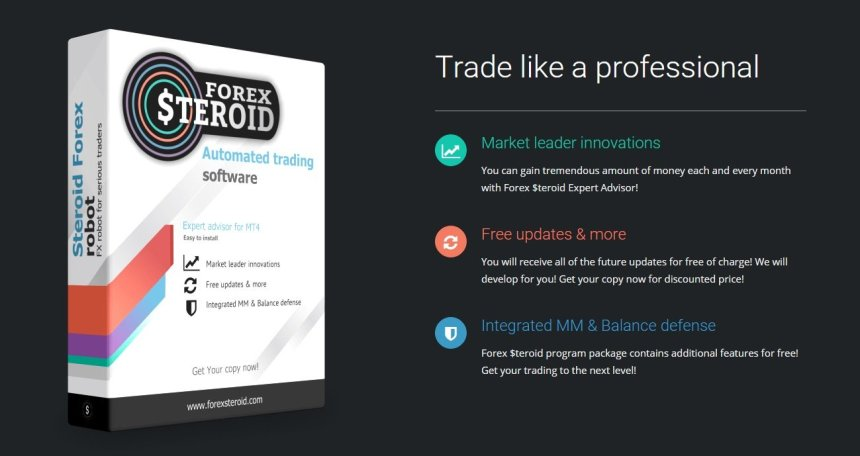 Robot forex 2015 professional modified