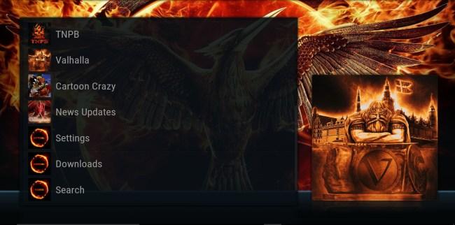 install Phoenix Kodi addon