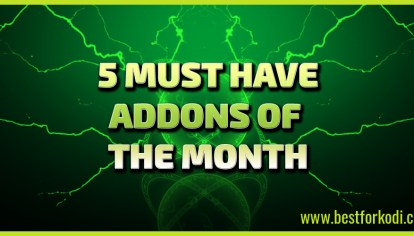 5 Music Addons Kodi you must Have  - Best for Kodi