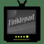 Install Tinklepad Kodi Addon