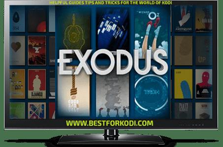 Install Exodus Addon Kodi