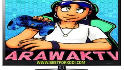 Guide Install Arawak Tv Kodi Addon Repo
