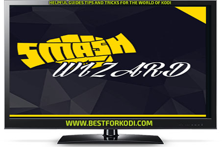 Guide Install Smash Wizard and Kodi Addon Repo