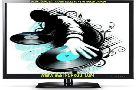 Guide Install DJing EDM Music Channels Kodi Addon Repo