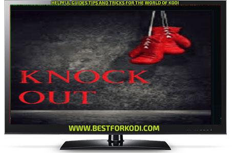 Guide Install Knock Out Kodi Addon Repo