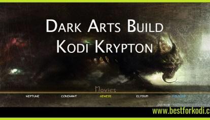 A Sneaky Peak at The Collusion Build Krypton - Kodi 17 6 - Best for Kodi