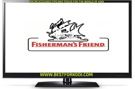 Guide Install Fisherman's Friend Kodi Addon Repo