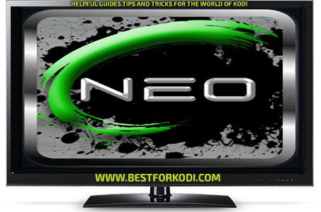 Guide Install Neo Kodi addon Repo