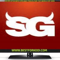 Guide Install SG Tv Kodi Addon Repo