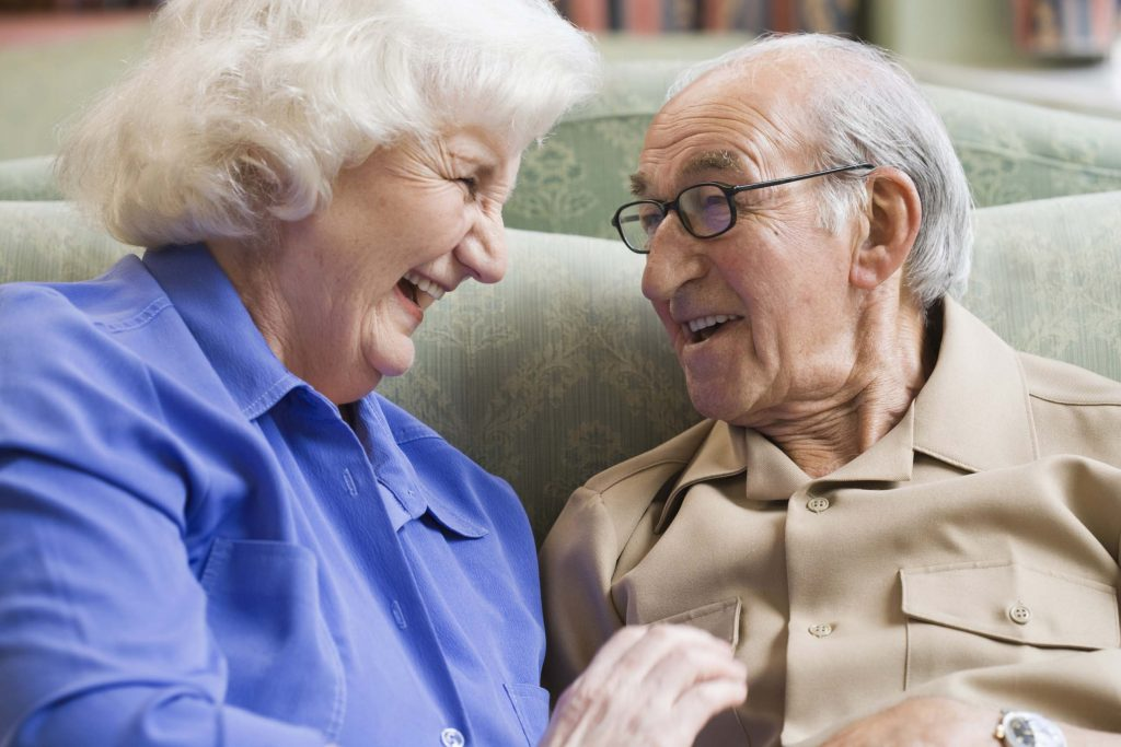 A Good Laugh Can Tackle Dementia In Seniors