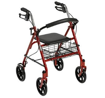 Best Rollator With Seat For Seniors