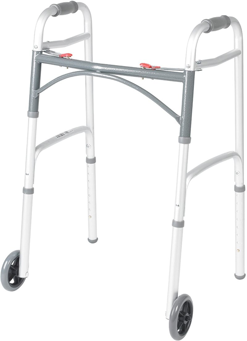 Best 2 Button Walker For Tight Spaces For Seniors