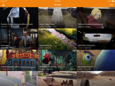Download VLC for iPad