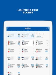 Download CBS Sports App for iPad