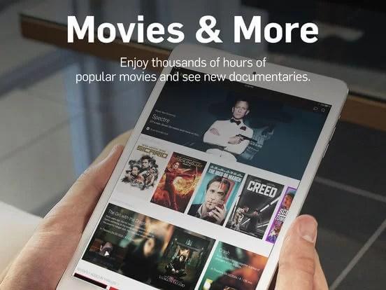 Download Hulu for iPad