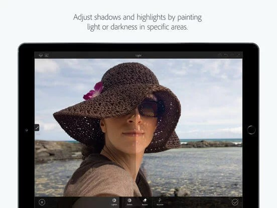 Download Adobe Photoshop Fix for iPad