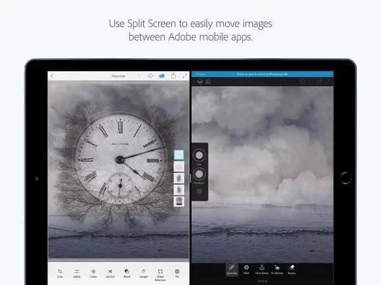 Download Adobe Photoshop Fix for iPad