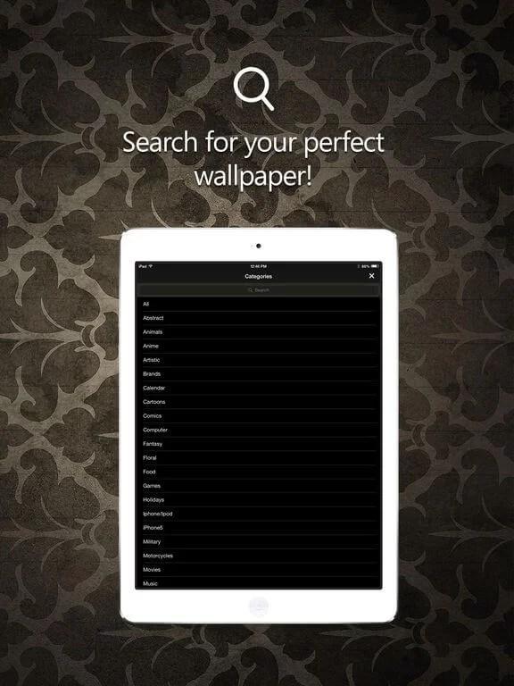 Download Wallpaper HD for iPad