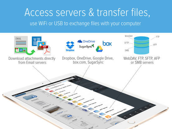 Download GoodReader for iPadDownload GoodReader for iPad