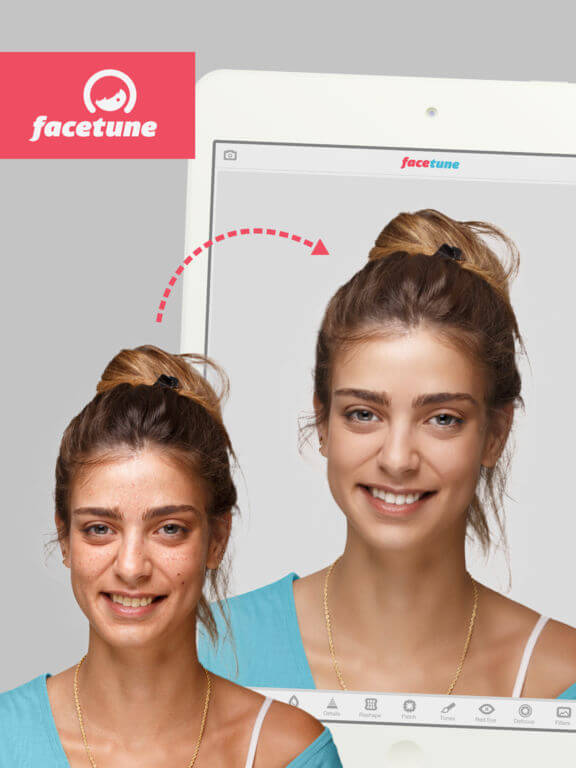 Download Facetune for iPad