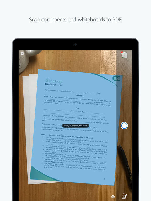 Download Adobe Acrobat Reader for iPad