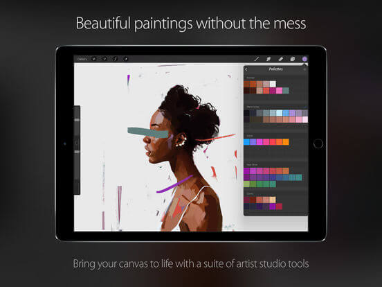 Download Procreate for iPad