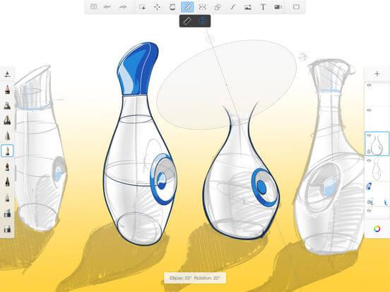 Download Autodesk SketchBook for iPad