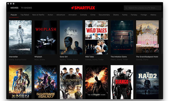 Download Netflix for Mac
