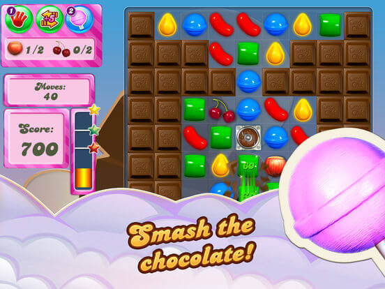 Download Candy Crush for iPad