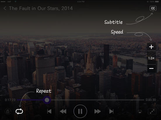 Download KMPlayer for iPad